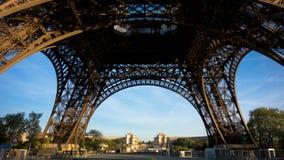 Tour Eiffel à Paris, France Photos libres de droits