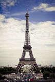 Paris.Tour Eiffel Stock Photo