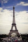 Paris.Tour Eiffel stock photo