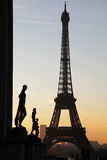 Tour eiffel Stock Photography