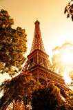 Tour Eiffel Stock Photo
