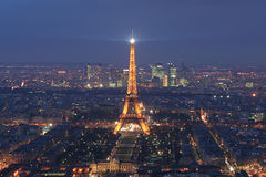 Tour Eiffel 5 Photo stock