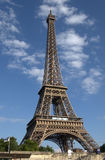 Tour eiffel. The most famous monument of Paris Stock Photo