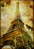 Tour Eiffel illustration libre de droits