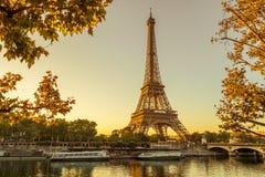Tour Eiffel de Paris Photographie stock libre de droits