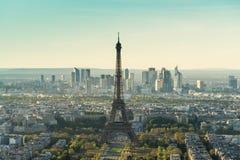 Tour Eiffel de Paris Photos libres de droits