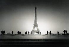 Tour Eiffel de vintage photos libres de droits