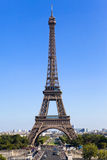 Tour Eiffel. France, Paris. Royalty Free Stock Photos