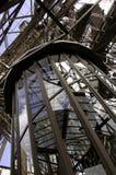 Tour Eiffel Geometries Stock Photo