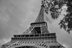 Tour Eiffel in Paris Royalty Free Stock Image