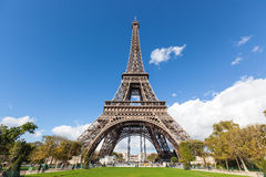 Tour Eiffel in Paris Royalty Free Stock Photo