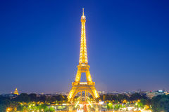 Tour Eiffel Paris Photo stock