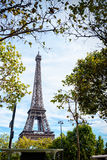 Tour Eiffel, Paris Photos stock