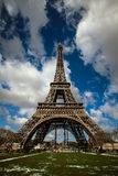 Tour Eiffel, Paris, France Photographie stock libre de droits