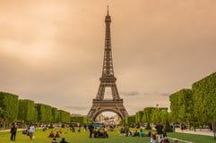 Tour Eiffel in Paris Royalty Free Stock Image