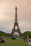 Tour Eiffel in Paris Stock Photography