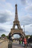 Tour Eiffel in Paris Royalty Free Stock Photography