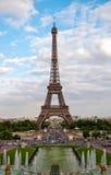Tour Eiffel. Paris. France. Standart view on Tour Eiffel. Paris. France Royalty Free Stock Photos