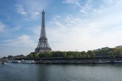Tour Eiffel in Paris, France Stock Photography