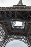Tour Eiffel in Paris Royalty Free Stock Photography