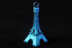 Tour Eiffel Statuette Stock Photography