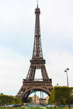 Tour Eiffel, symbole de Paris. Photographie stock libre de droits