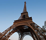 Tour Eiffel - Wide Angle Royalty Free Stock Image