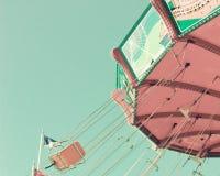 Tour en pastel d'oscillation de vintage Photographie stock libre de droits