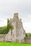 Tour en pierre antique de château en Irlande Photographie stock libre de droits