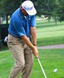 Tour golfer Ernie Els Stock Photo