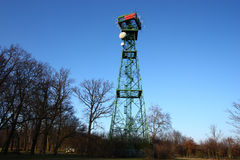 Tour I de radar Photos stock