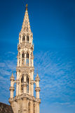Tour Inimitable, Grand Place, Brussels Royalty Free Stock Image
