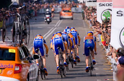 Tour of Italy Stock Photography
