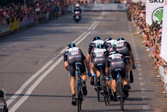 Tour of Italy Stock Photos