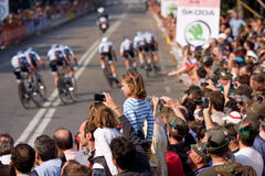 Tour of Italy Stock Images