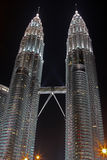 Tour jumelle de Petronas Photos stock