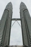 Tour jumelle Petronas Image libre de droits