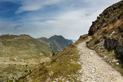 The tour of Lausfer, italie Stock Photography