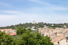 Tour Magne Tower Nimes France Royalty Free Stock Images