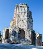 Tour Magne Tower Nimes France Stock Images