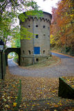 Tour Malakoff in the City of Luxembourg Royalty Free Stock Image