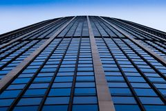 Tour Montparnasse Royalty Free Stock Photos