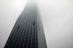 Tour néoclassique de gratte-ciel image libre de droits