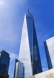 Tour New York City de liberté Images libres de droits