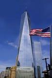 Tour New York City de liberté Images stock