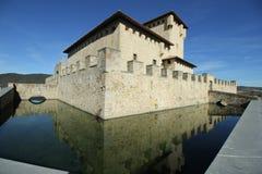 Tour-palais du Varona Photos libres de droits