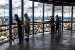 Tour panoramique photos stock