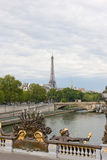 Tour in Paris Royalty Free Stock Images