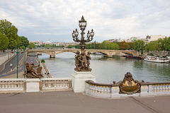 Tour in Paris Royalty Free Stock Photography