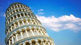 Tour penchée de Pise, symbole de l'Italie clips vidéos